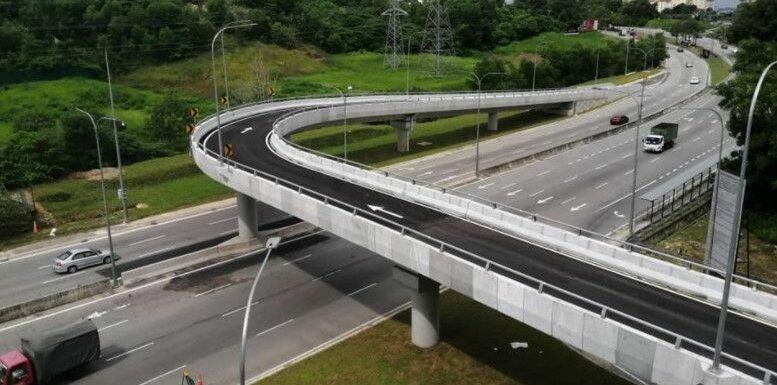 Pavilion Bukit Jalil 300-metre flyover open; connects Bukit Jalil City to Puchong via Bukit Jalil Highway – paultan.org