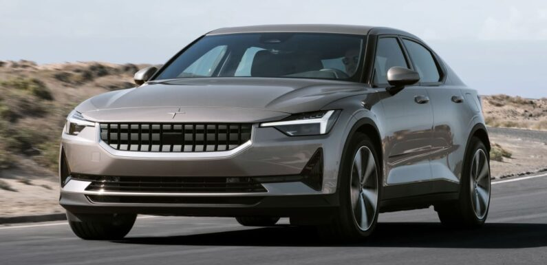 Polestar 2 electric car line-up expanded for 2021