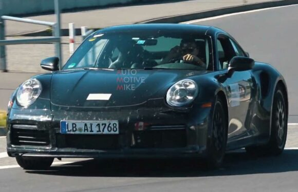 Porsche 911 Sport Classic Spy Video Shows It Lapping Nurburgring