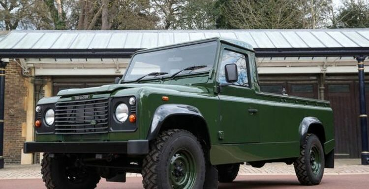 Prince Philip to receive funeral wish to be put 'in the back of a Land Rover'