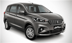 Rumour: Toyota could launch rebadged Ertiga by August 2021