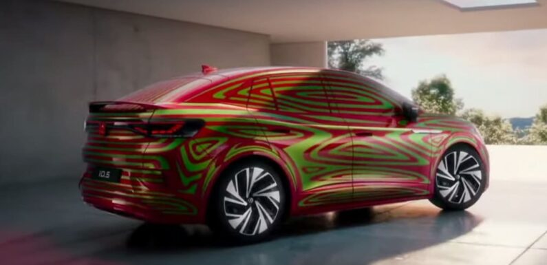 Sporty Volkswagen 'GTX' badge to appear on more electric ID models