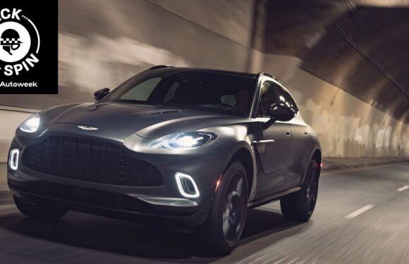 The 2021 Aston Martin DBX Crosses Into a New Territory