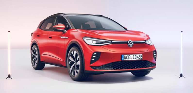 The Fast-Ish VW ID.4 GTX Has 300bhp And A New Badge