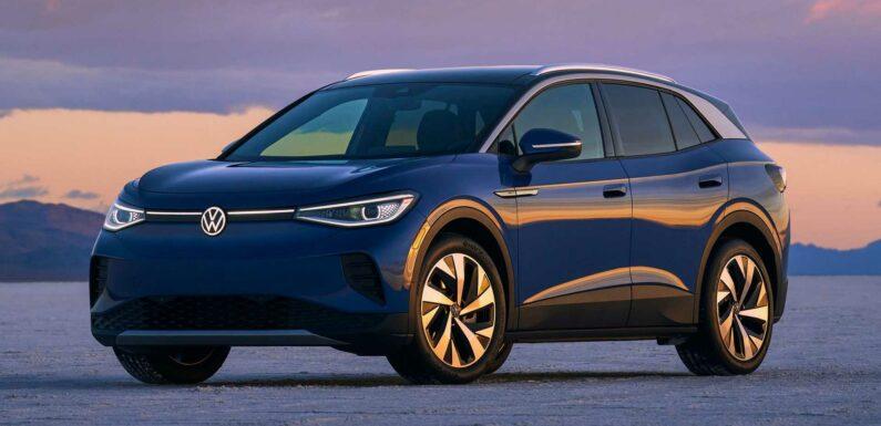 VW ID.4 Gets Even Longer EPA Range Rating For Latest Model