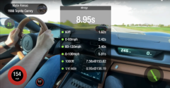 Watch a Rimac C_Two Prototype Nail a Quarter-Mile in 8.9 Seconds