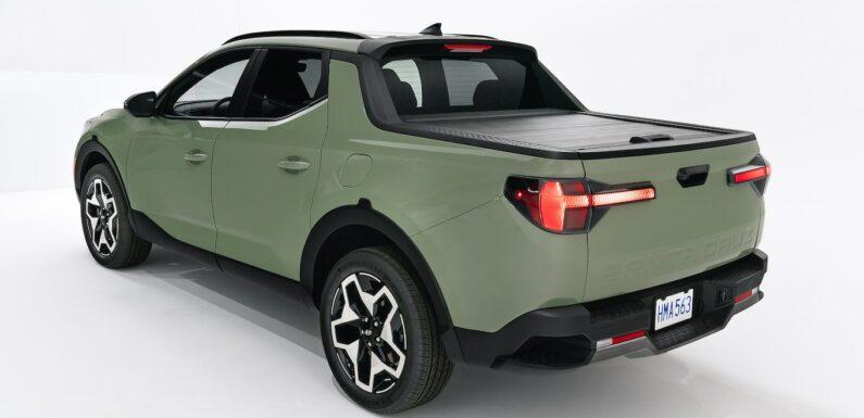Why the 2022 Hyundai Santa Cruz Took so Long to Reach Production