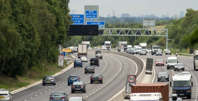 'No confidence in the safety of smart motorways': Drivers demand schemes end