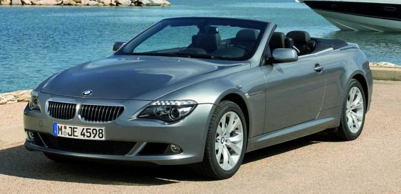 BMW E64 6 Series Owner Claims Heated Seats Burned His Sweater