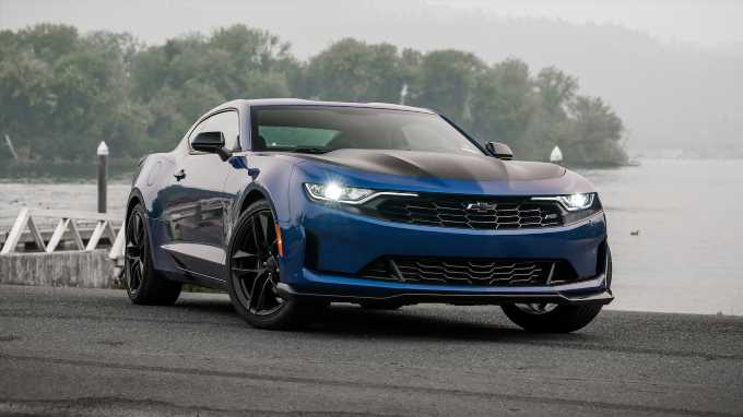 Chevrolet Camaro 1LE Package Discontinued on Non-V-8 Models