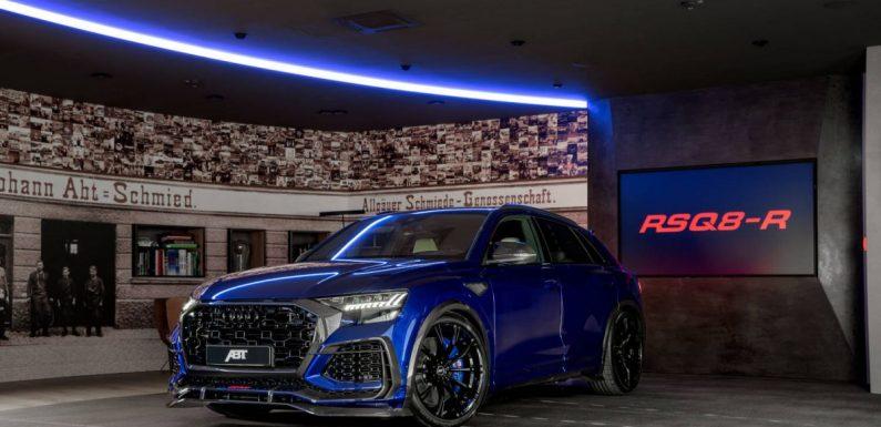 Audi RS Q8-R by ABT – 740 hp, 920 Nm; 0-100 in 3.4s – paultan.org