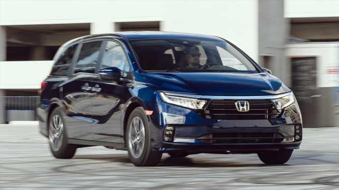 2021 Honda Odyssey EX-L Minivan Long Term Review