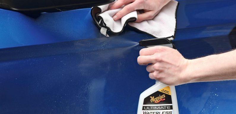 Best waterless car wash 2021