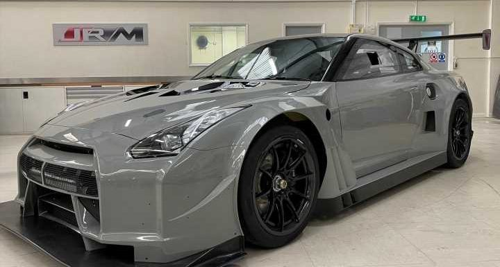 Nissan GT-R GT3 offered as road-legal GT23