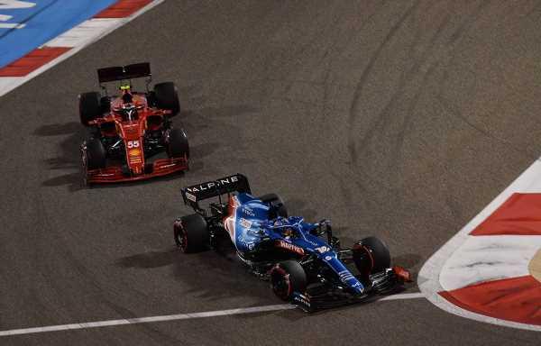 Fernando Alonso: 'Bad news' for Ferrari if we fight them