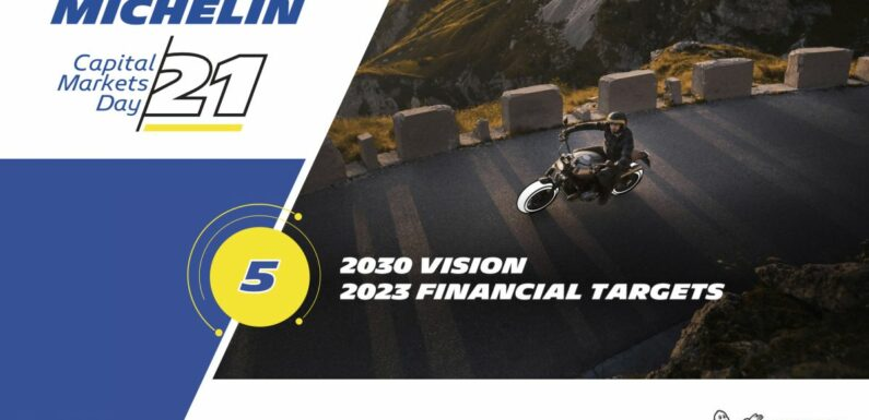 Michelin in Motion sustainability strategy – up to 30% of sales from non-tyre business segments targeted – paultan.org