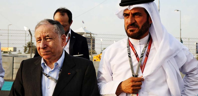 Mohammed ben Sulayem announces bid for FIA presidency