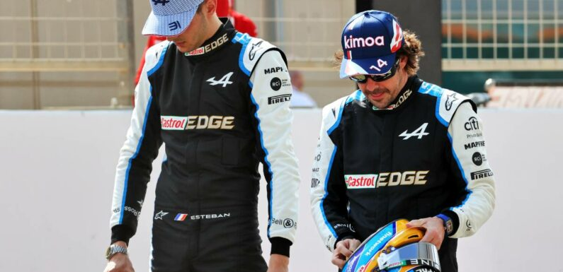 Alain Prost expects Alonso/ Ocon 'psychological game'   Planet F1
