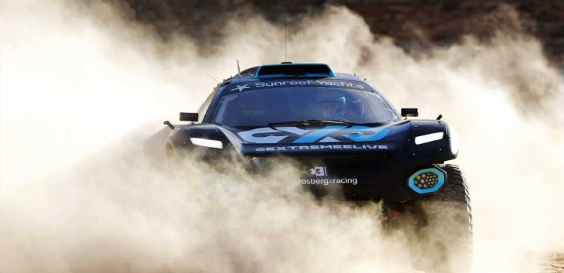 Extreme E's Chaotic First Race Does Ganassi Dirty, While Andretti Fights Off F1 Titans