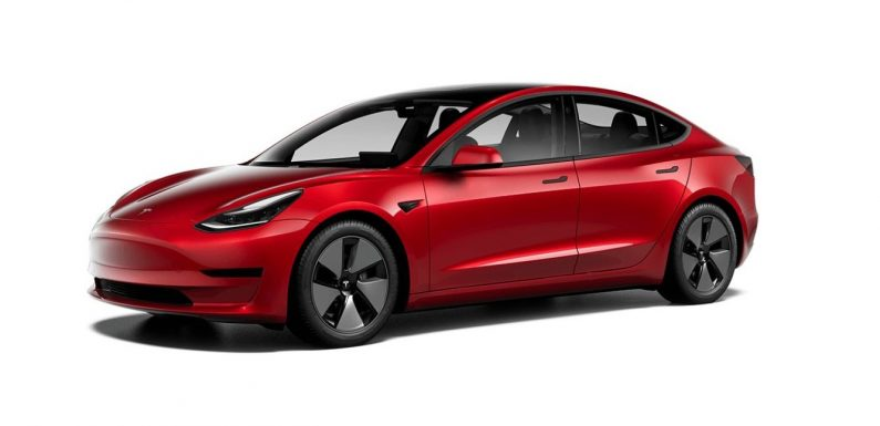 Tesla Posts Record Deliveries with Two Models Absent