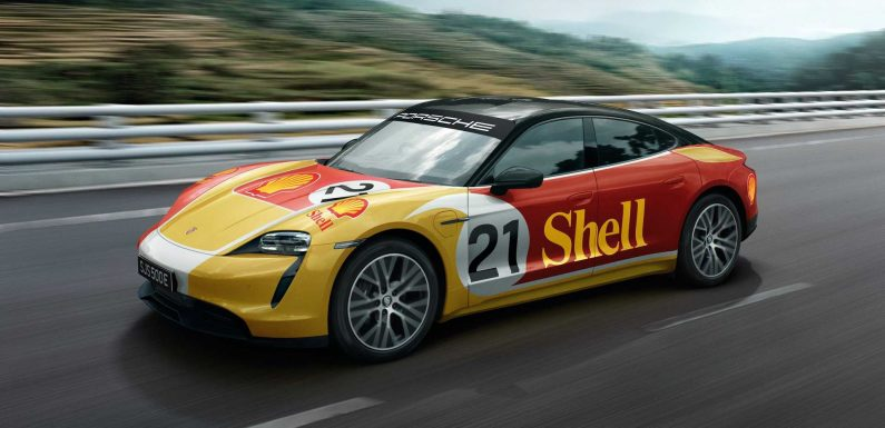 Porsche And Shell To Partner On Fast Charging In Southeast Asia