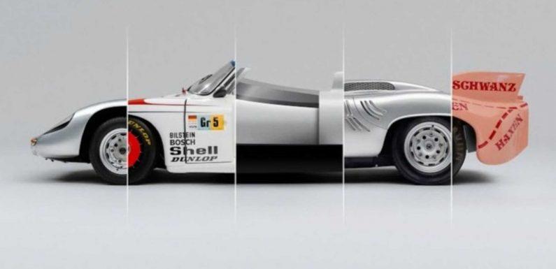 Porsche Showcases Top Five Funniest Race Car Nicknames
