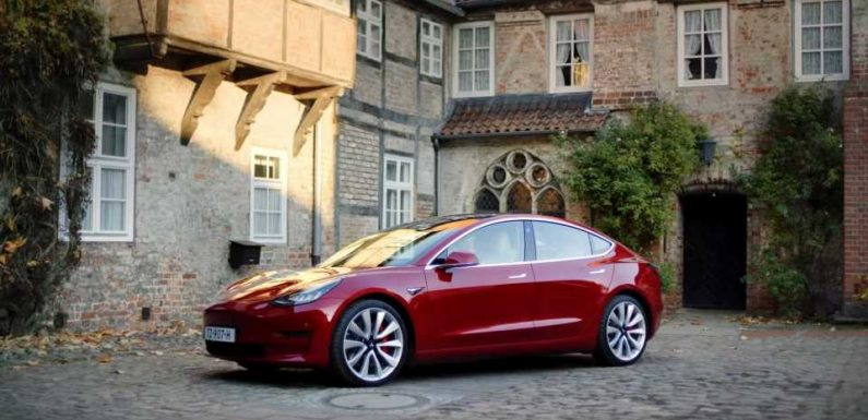 See The Automotive Groups With The Highest Plug-In Car Share In Europe