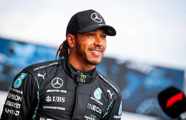 'No reason why' Lewis Hamilton won't stick with Mercedes