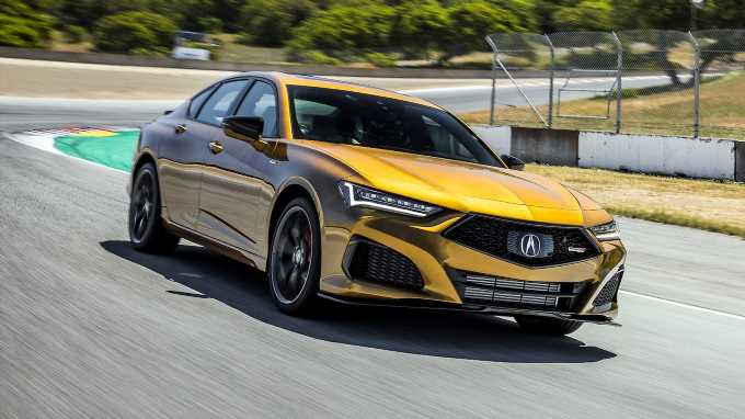 2021 Acura TLX Type S First Drive Review: The Badge Is Back!