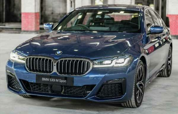 2021 BMW 5 Series facelift launched in Malaysia – G30 530e and 530i M Sport LCI, RM317,534 to RM368,122 – paultan.org