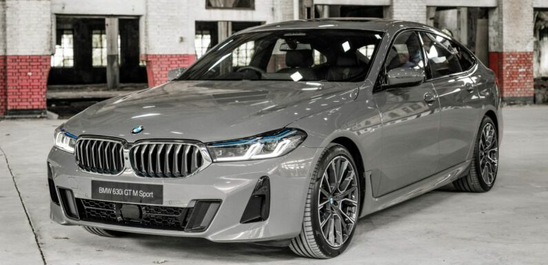 2021 BMW 6 Series Gran Turismo facelift launched in M'sia – G32 LCI remains CKD; 630i GT from RM401k – paultan.org