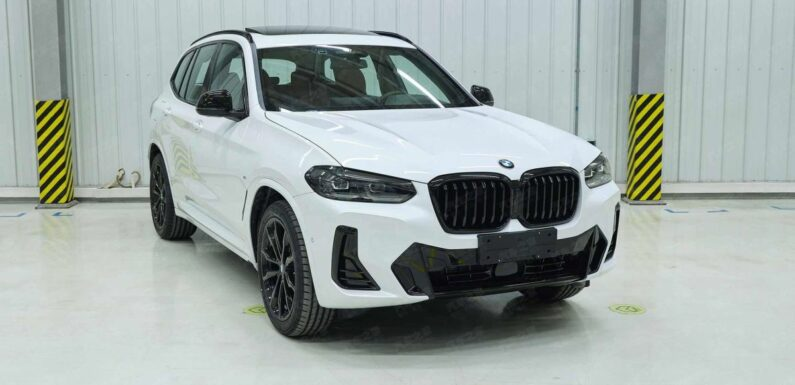 2021 BMW X3 and iX3 facelifts leaked in full – G01 and G08 LCI get bigger grille, new lights and bumpers – paultan.org