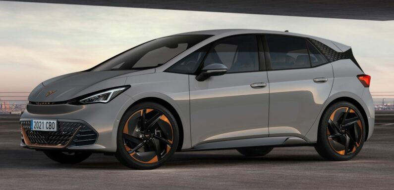 2021 Cupra Born electric car debuts – four variants, up to 231 PS & 77 kWh battery; 125 kW DC fast charging – paultan.org