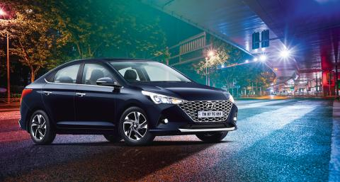 2021 Hyundai Verna gets wireless Android Auto / Apple CarPlay