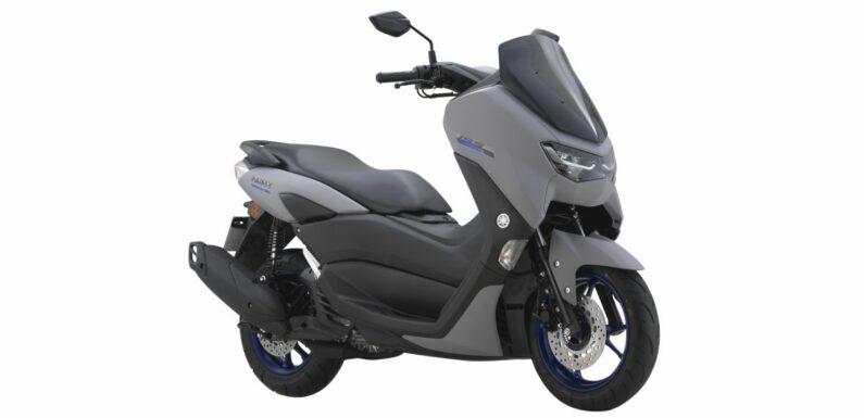 2021 Yamaha NMax in Malaysia, new colours, RM8,998 – paultan.org