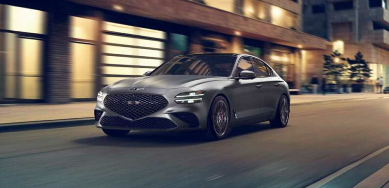 2022 Genesis G70 priced, Superleggera goes mid-engine, Ford to revive Lightning: What's New @ The Car Connection