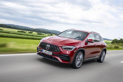 2nd-gen Mercedes-Benz GLA launched at Rs. 42.10 lakh