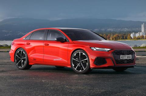 6th-gen Audi A4 to get full-electric & hybrid variants