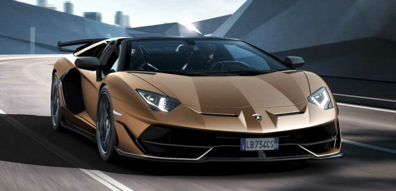 Anglo-Swiss Firm Makes $9B Offer to Buy Lamborghini, But Apparently It's Not for Sale