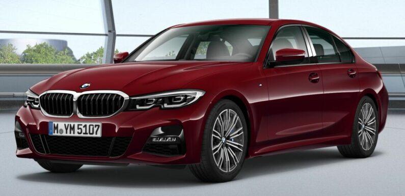 BMW 2021 updates: new 3 Series colour, trim; 1 Series reclining rear seats; X5 xDrive45e natural rubber tyres – paultan.org
