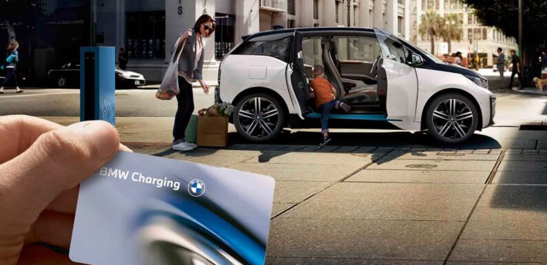 BMW and MINI launch charging service for UK electric car customers