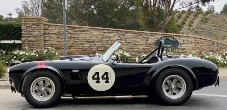 Buy This 351-Powered Shelby Cobra Replica and Look Cool for (a Little) Less