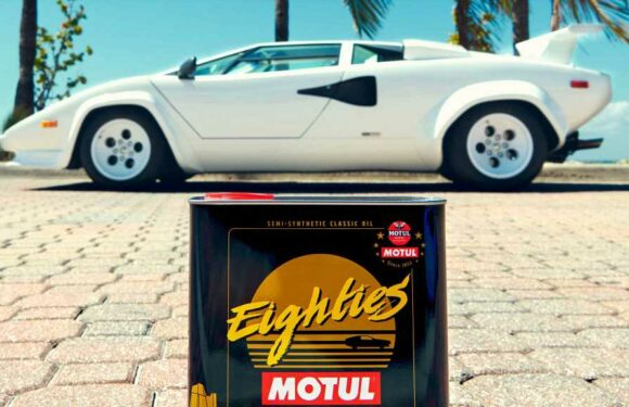 Changing Your '80s or '90s Ride's Oil This Weekend? Motul Has Rad Options