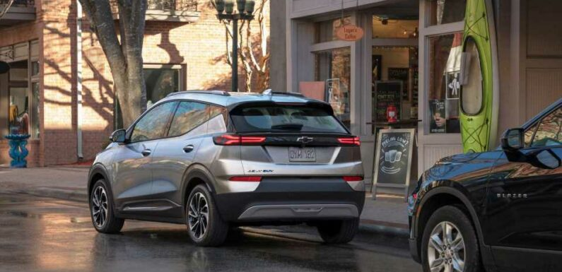 Chevrolet Bolt EUV And Bolt EV Deliveries To Begin Soon