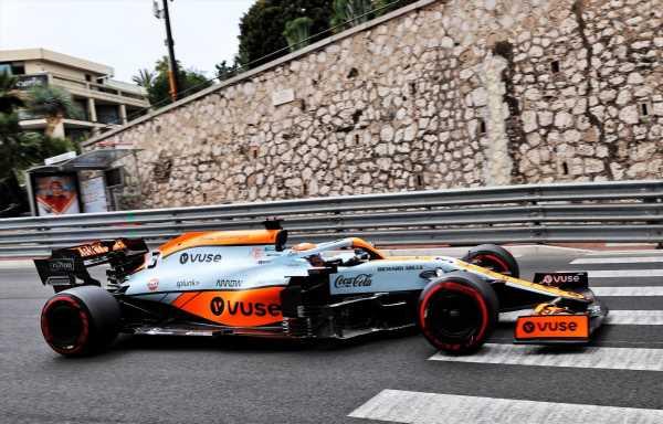 Daniel Ricciardo to 'step away for a few days' after Monaco