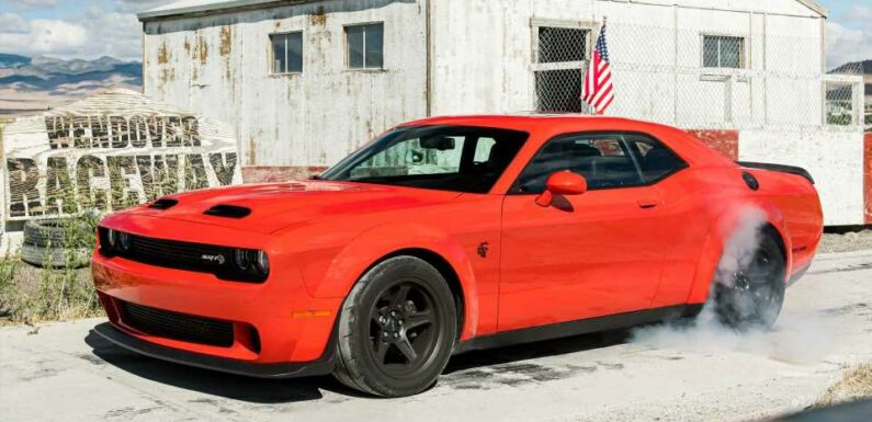 Dodge Promises To Reinvent The Muscle Car Amid Electric Era
