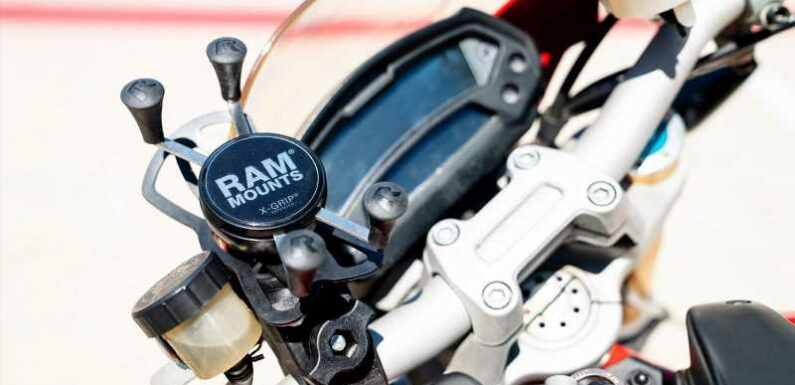 Does RAM Mounts' X-Grip Motorcycle Phone Mount Live Up to the Hype?