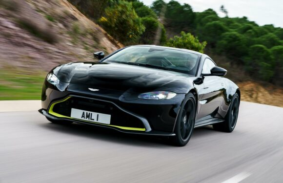 Electric Vantage needn't mean the demise of V8