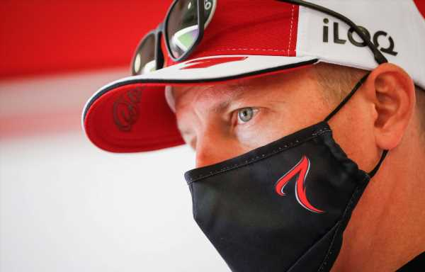 FIA review of Kimi Raikkonen's Imola penalty sought by Alfa Romeo