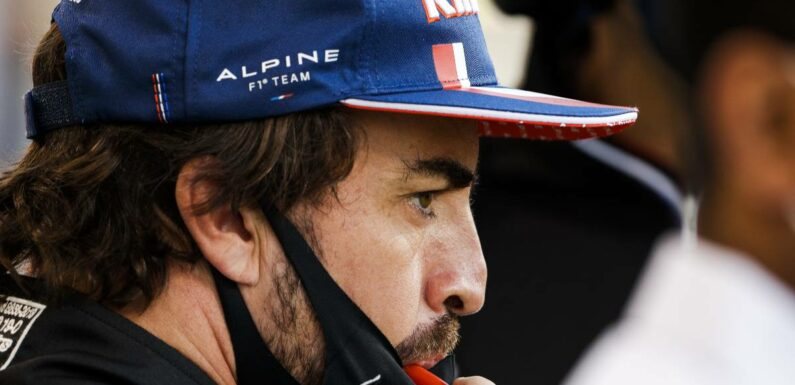 Fernando Alonso: Readapting to the speed of F1 'a challenge'